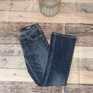 Silver jeans Aiko Bootcut size 30.